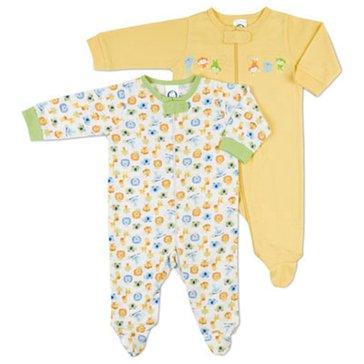 Gerber Newborn 2-Pack Sleep N' Play