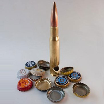 Bullets2Bandages 50 Cal Bottle Opener