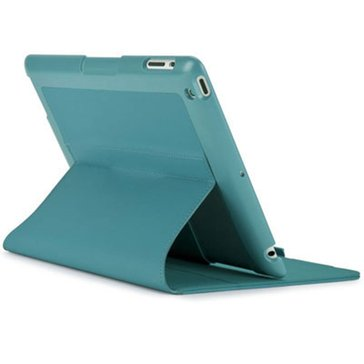 SPECK SPK-A1711 FitFolio for 3rd Gen iPad -PeacockVegan Leather_D