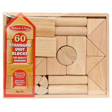Melissa & Doug Standard Blocks