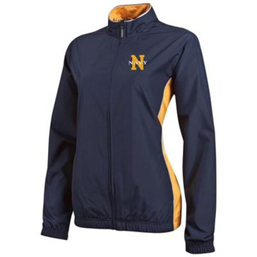 Champion USN Women's Scout Full Zip Jacket -Navy/Gold