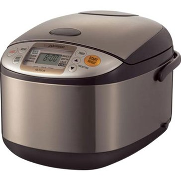 Zojirushi Micom Rice Cooker & Steamer, 10-Cup (NS-TSC18)