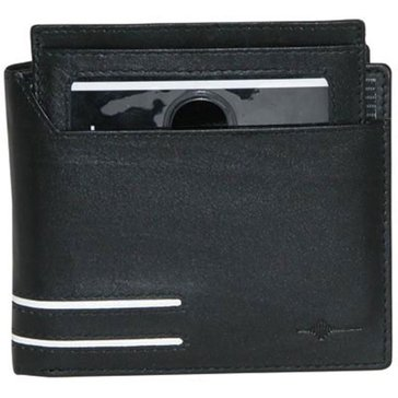 Buxton Men's Luciano RFID Wallet - Convertible Thinfold