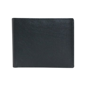 Buxton Houston RFID Credit Card Bifold Wallet (Black)