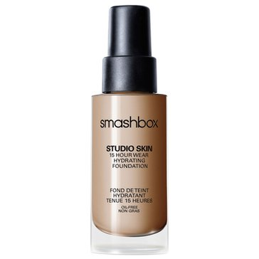 Smashbox Studio Skin Hydrating Foundation - Shade 2.1