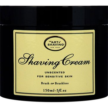 The Art Of Shaving Shaving Cream Unscented 5oz