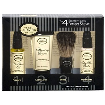 The Art Of Shaving 4 Elements Mini Starter Kit Unscented
