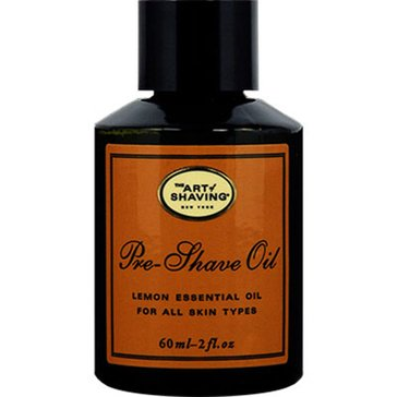 The Art Of Shaving Preshave Oil - Lemon 2oz