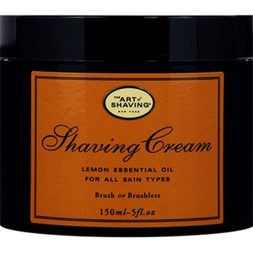 The Art Of Shaving Shaving Cream Lemon 5oz