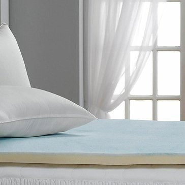 Beautyrest Arctic Gel Memory Foam Topper - Twin