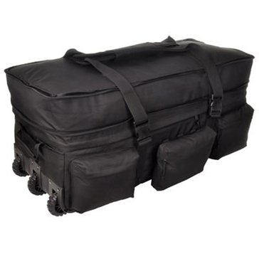 Sandpiper of California Rolling Loadout XL Bag - Black