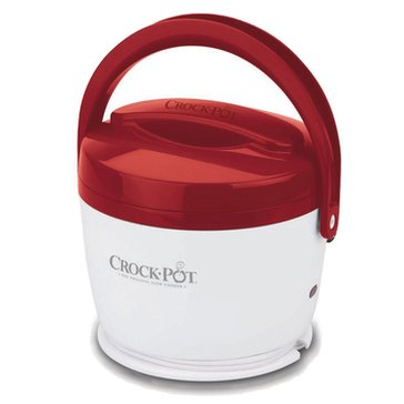 Crock-Pot 20oz Lunch Crock Food Warmer (SCCPLC200-R)