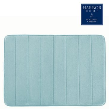 Platinum Collection 21x60 Bath Rug, Ocean