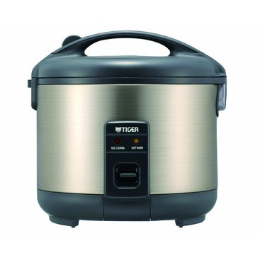 Tiger 10-Cup Rice Cooker Steamer (JNP-S18U)