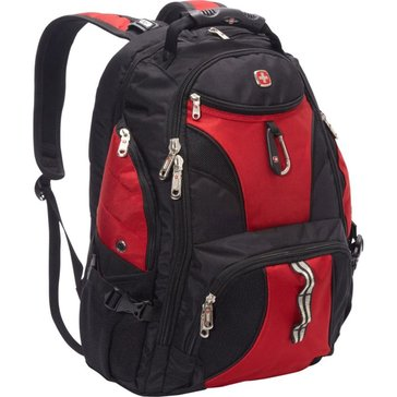 Swiss Gear Backpack With Scansmart Style - Black
