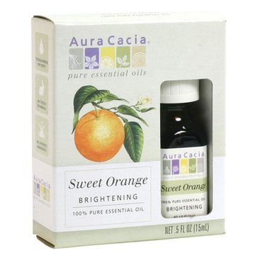 Aura Cacia Essential Oil - Orange