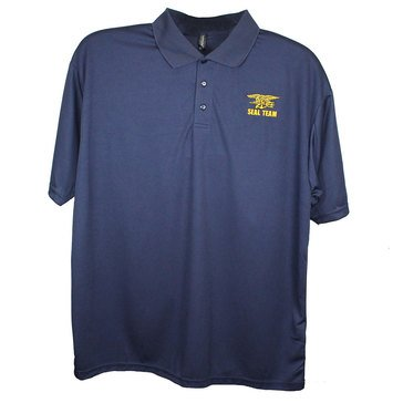 Eagle Crest Seal Team Performance Polo