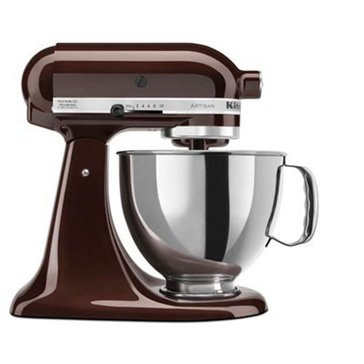 KitchenAid Artisan Series 5-Quart Tilt-Head Stand Mixer - Espresso (KSM150PSES)