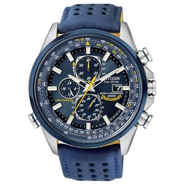 Citizen Men's Eco-Drive Blue Angels World A-T Watch, 45mm