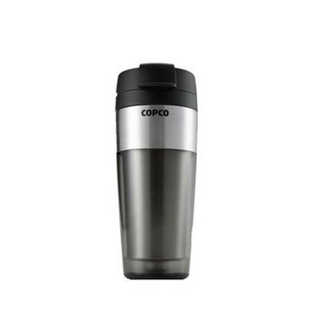 Copco Firefly 16oz Double Wall Tumbler, Charcoal