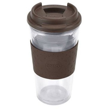 Copco Brew View 16oz Hot Or Cold Tumbler