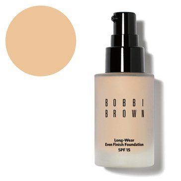 Bobbi Brown Long Wear Even Finish Foundation SPF15 - Warm Ivory