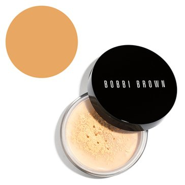 Bobbi Brown Sheer Finish Loose Powder - Golden Orange