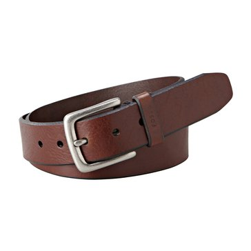 Fossil Joe Jean Belt- Brown