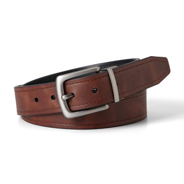 Fossil Parker Reversible Belt -Brown