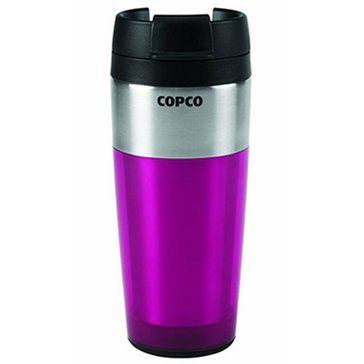 Copco Firefly 16oz Double Wall Tumbler, Pink