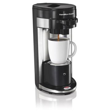 Hamilton Beach FlexBrew Single-Serve Coffee Maker (49995)