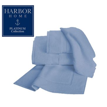 Platinum Collection Wash Cloth, French Blue