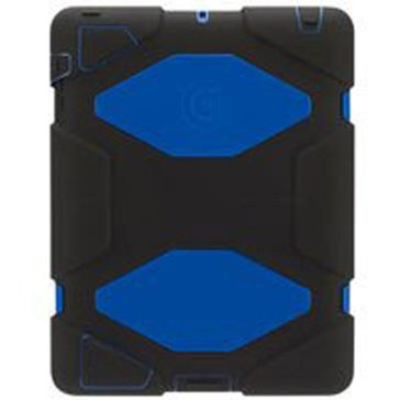 Griffin GB35921-3 Survivor Case for iPad Mini - Black / Blue