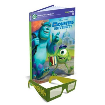 LeapFrog Book Disney Pixar Monsters University
