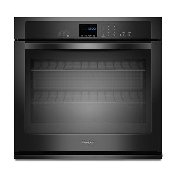 Whirlpool 5.0-Cu.Ft. Single Wall Oven, Black (WOS51EC0AB)