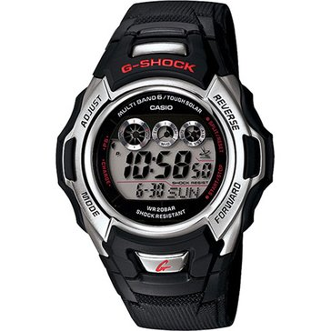 Casio G-Shock Men's Sport Black Digital Watch