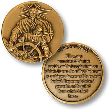 USN The Lord Of The Seas Coin