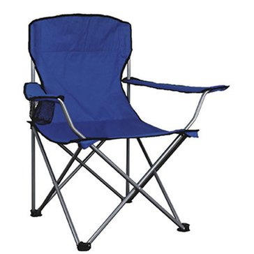 Exxel Adult Camp Chair Navy