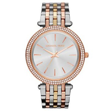 Michael Kors Darci Women's Tri-tone Watch 39mm