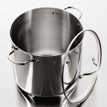Tools Of The Trade Stainless Steel 20-Quart Stock Pot
