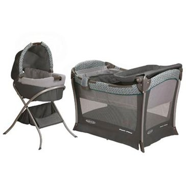 Graco Day 2 Night Sleep System Playard