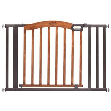 Summer Infant Decorative Wood & Metal Gate