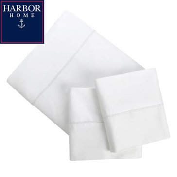 Platinum Collection 400 Thread-Count Sheet Set, White - Cal. King