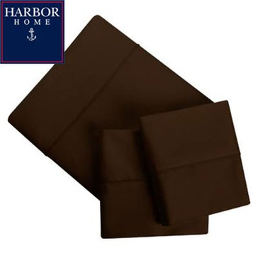 Platinum Collection 400 Thread-Count Sheet Set, Chocolate - King