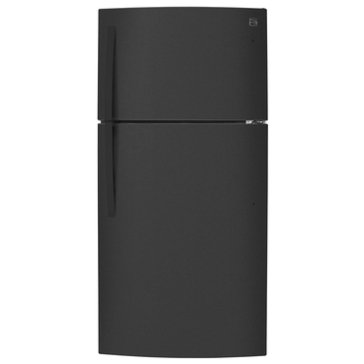 Kenmore 23.8-Cu.Ft. Top-Freezer Refrigerator, Black (46-68039)