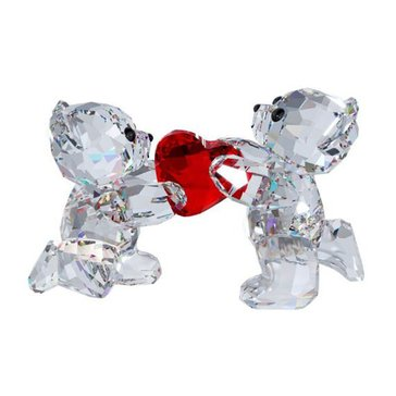 Swarovski Crystal Living 'Kris Bear' My Heart Is Yours