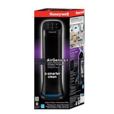 Honeywell AirGenius 4 Air Cleaner & Odor Reducer (HFD310)