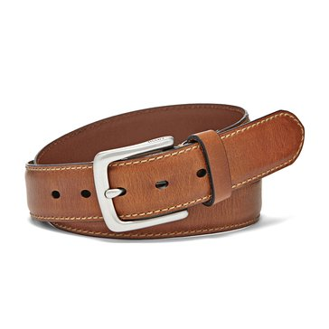 Fossil Aiden Belt (Brown)