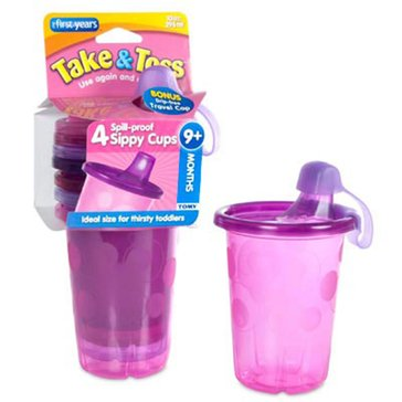 The First Years Take & Toss 10oz Sippy Cup