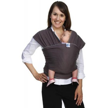 Moby Wrap Baby Carrier, Slate